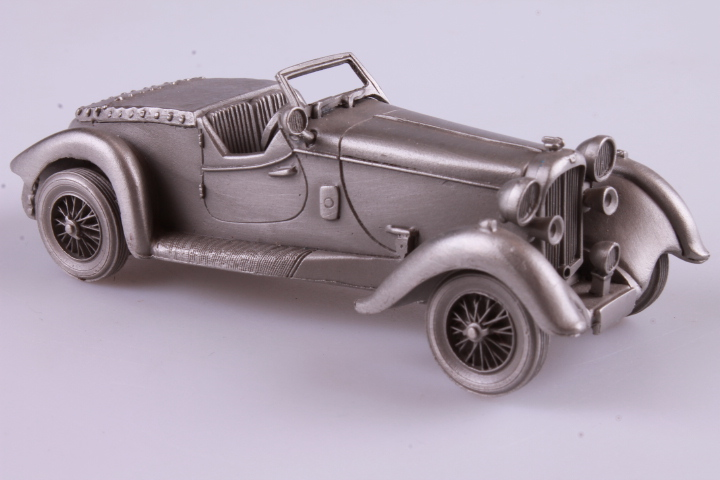 *Danbury Mint 1937 Lagonda Rapide. Tin. No Box