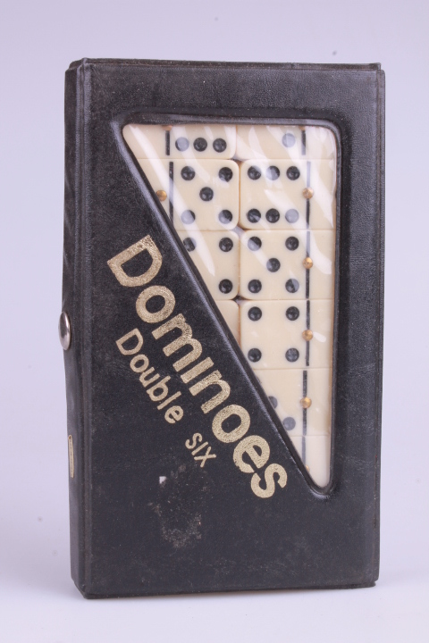 "*Vintage Domino. Perfect for your ""Nostalgic Room/Store"""