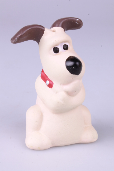 *Wallace & Gromit Wallace Salt or Pepper Pot Feathers Gromit