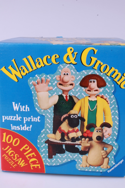 *Wallace & Gromit 100 Piece Jigsaw Puzzle