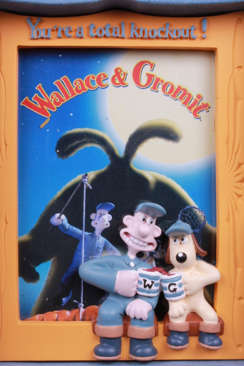 *Wallace & Gromit Photo Frame 14x18 cm