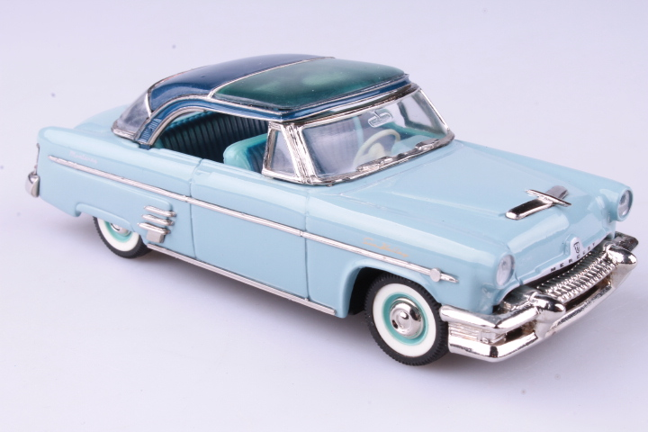 *1/43 Collectors Classics 1954 Mercury Monterey Sun Valley 2-tone blue