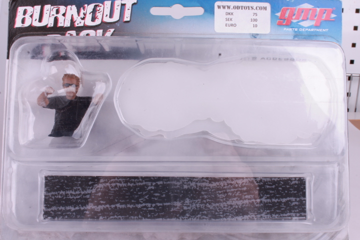 *1/18 GMP G1800156 Burnout Pack