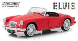 1/18 Greenlight 13524 1959 MGA MK I A1600 Roadster Elvis Presley